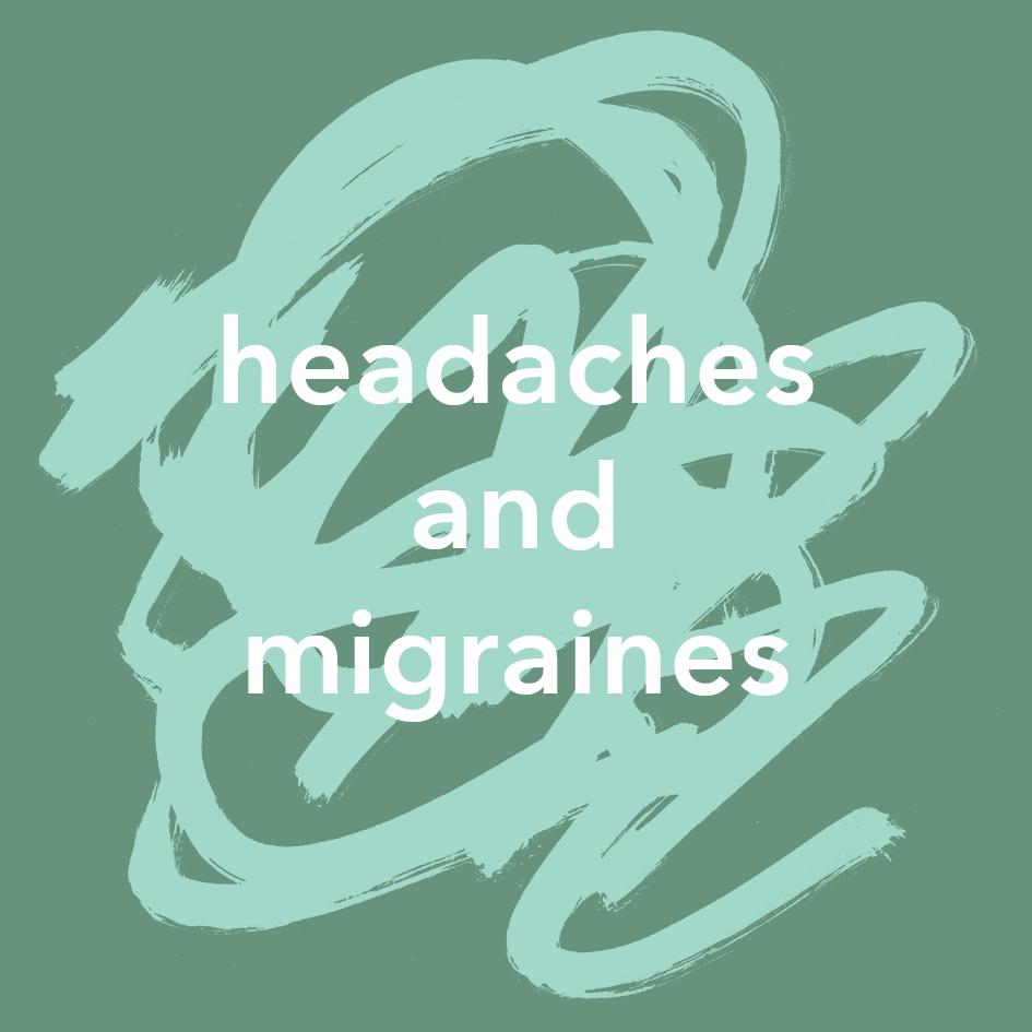 Komyuniti Wellness A Natural Treatment for Migraines & Headaches